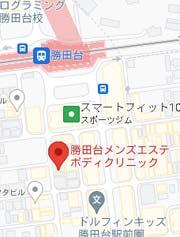 ボディクリニックアクセス地図